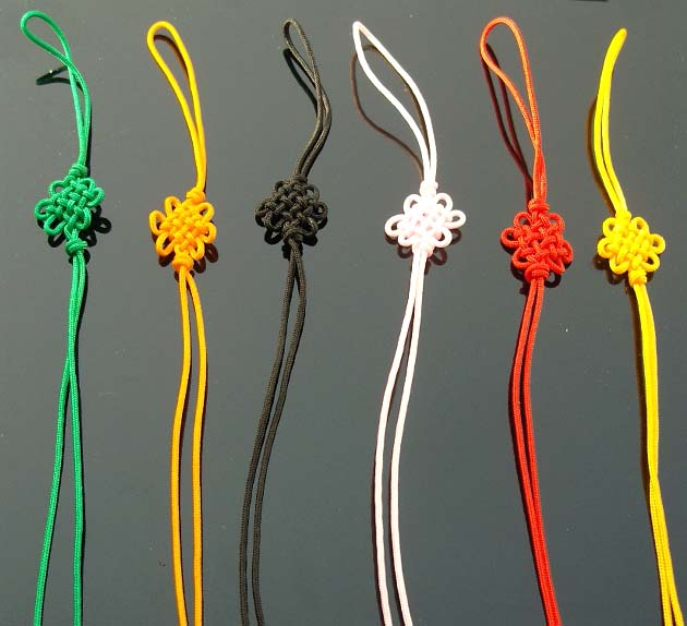 CELLPHONE STRING(Sold in per package of 25 pcs,Assorted Colors)