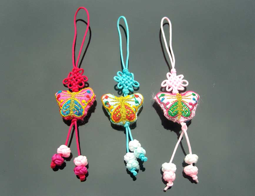 BUTTERFLY(Fragrant Bag,sold in per package of 25 pcs,Assorted Colors)