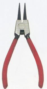Special Plier for curving wires