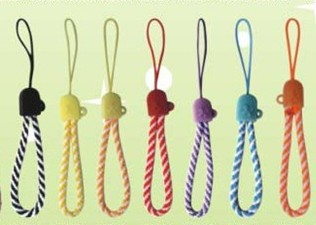 CELLPHONE OK STRING(Sold in per package of 25 pcs,Assorted Colors)