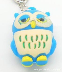 Owl Keychain Watches(sold in per package of 10pcs)