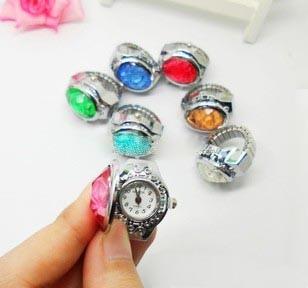 Ring Watches(sold in per package of 15pcs,assorted)