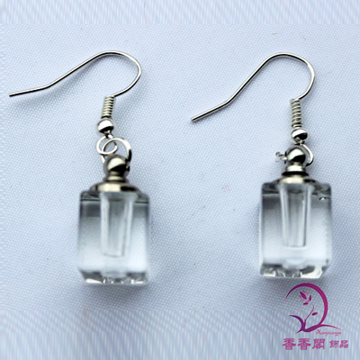 Premade Earrings(Square,Sold in Per Pairs)