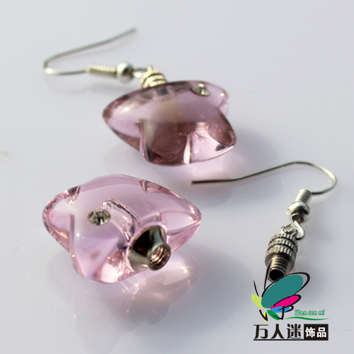 Rice Vial Earrings (Butterfly,Sold in Per Pairs)