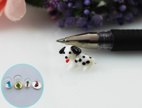 15x11MM Spotted Dog