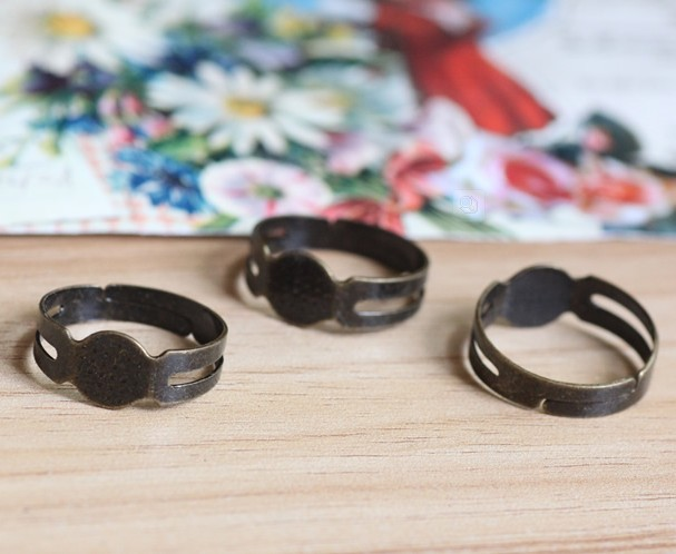 7MM adjustable ring bases
