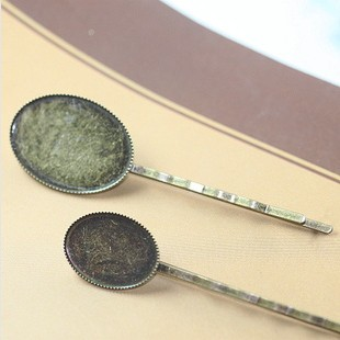 13X18/18X25MM Vintage Antique Bronze Blank