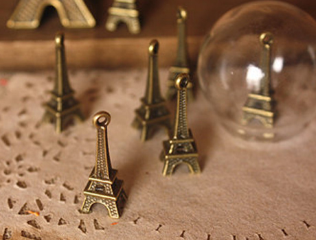 Eiffel Tower for DIY jewelry making