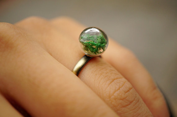 14MM Adjustable Moss Rings