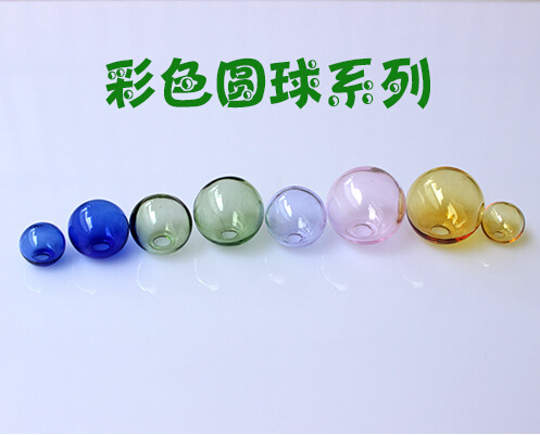 8MM/10MM/12MM/16MM Mini Glass  ball(2 Colors Aviailable)