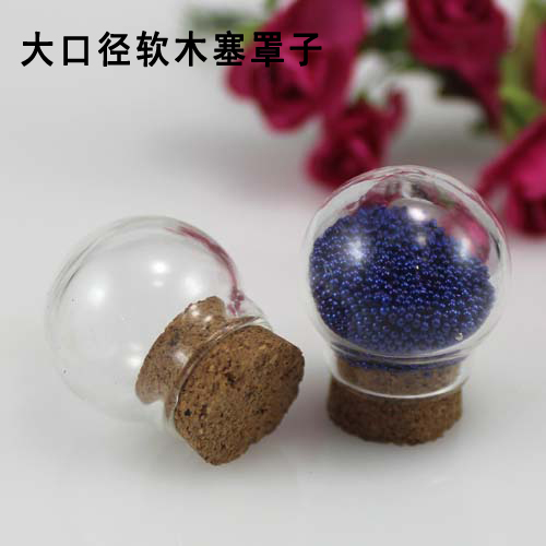 20MM Glass ball with cork
