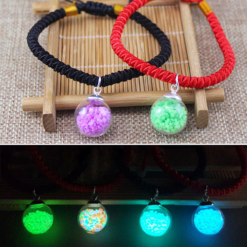 16MM Ball  Glowing Bracelet