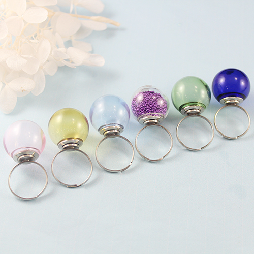 20MM Color Ball Ring(Adjustable)
