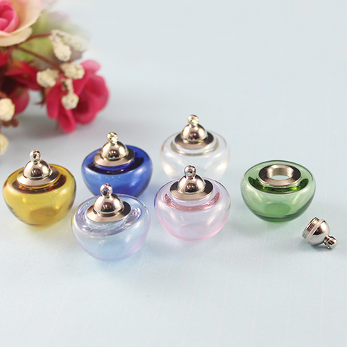 20MM Color Apple With Metal Screw Cap and Rubber Seal